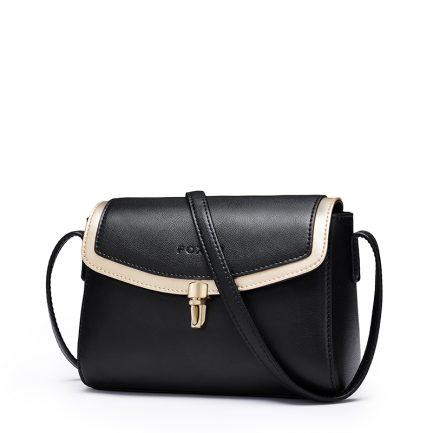 black carly foxer women bag