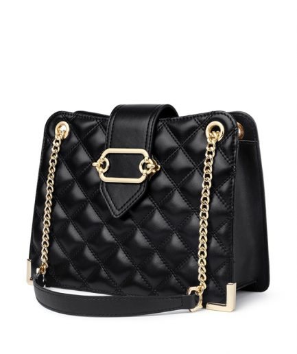 FOXER Diamond Fashion Totes Women Shoulder Purse