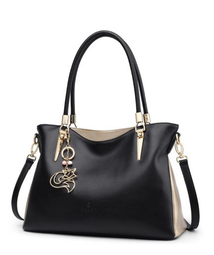 FOXER Fany Women Leather Handbag