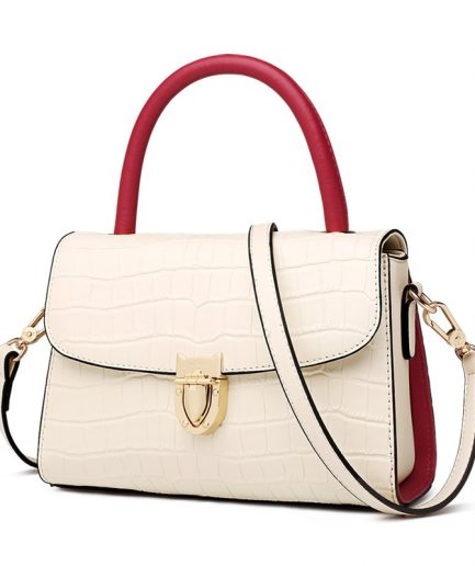 FOXER Bicy Women Shoulder Bag Leather