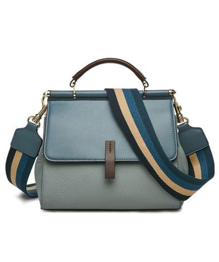 FOXER Rayony Genuine Lether Female Handbag 3 color