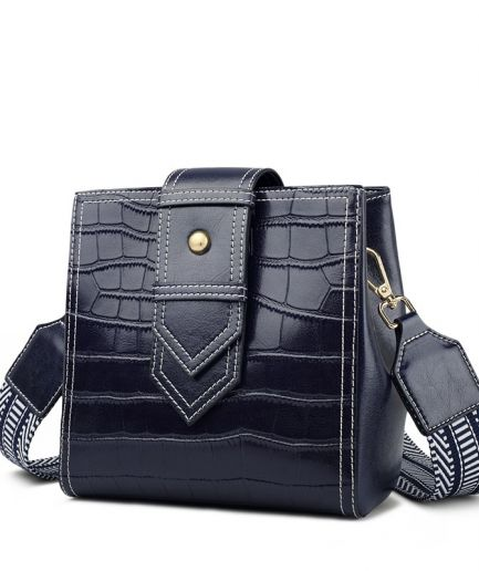 Foxer Footy Women Leather Shoulder Bag 2 straps
