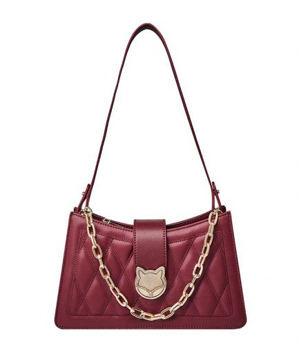 Foxer Grindy Women Leather Shoulder Bags