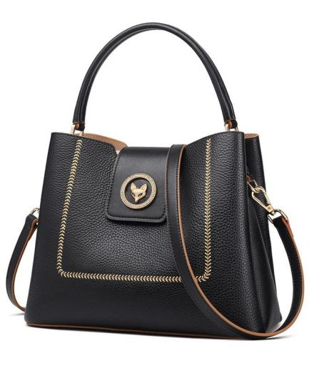 Foxer Chesty Genuine Leather Women Handbag