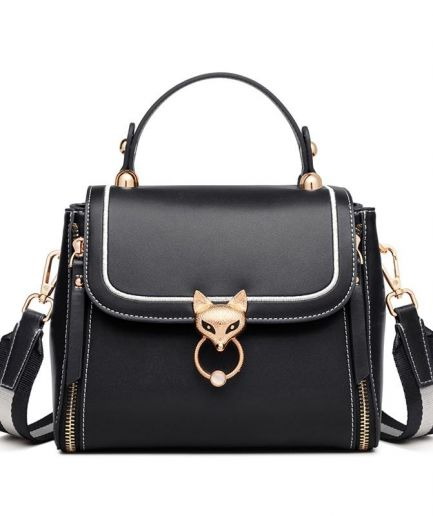 Foxer Hooky Women Leather Handbag
