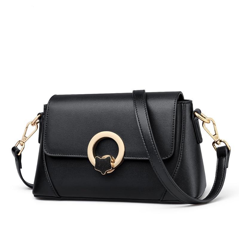 Foxer Dishy Women Leather Crossbody bag