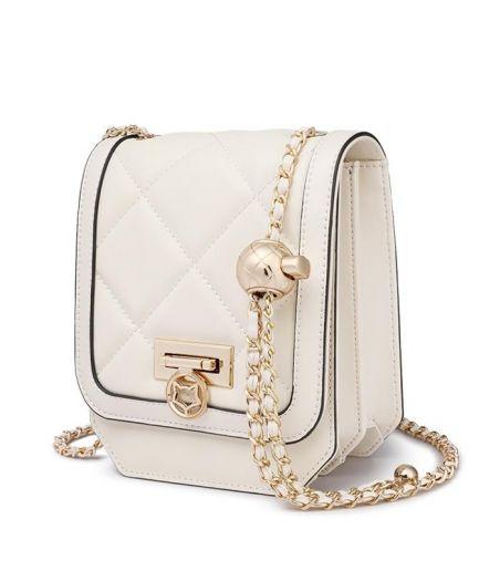 Foxer Bready Women Leather Messenger Bag
