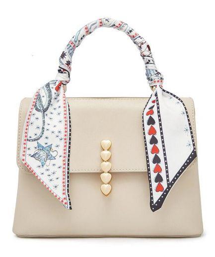 Foxer Silky Women Leather Handbag